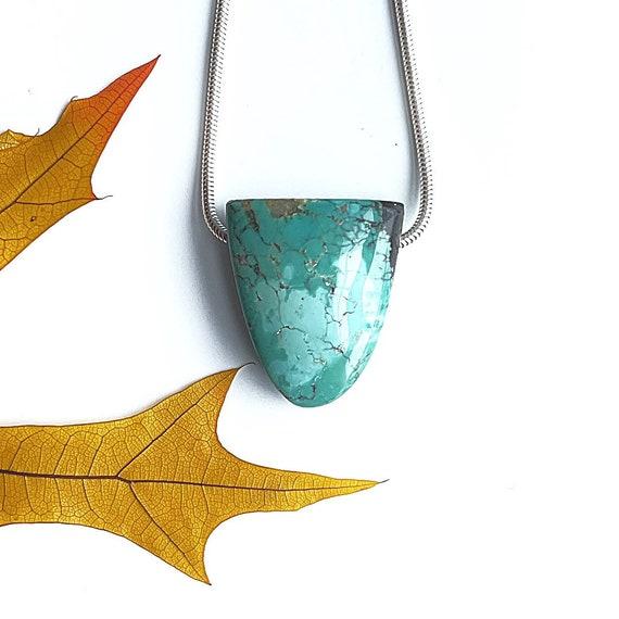 """Anouk"" Turquoise Necklace"