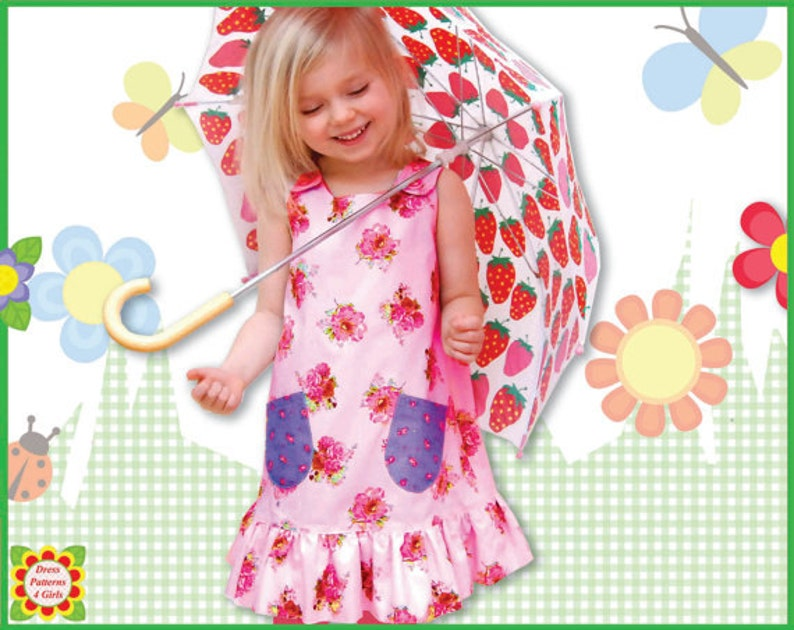 28f53c775 Sunny Bunny Reversible Jumper Dress Pattern Free