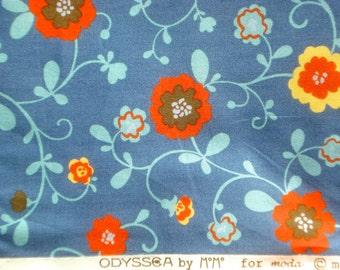 MoMo Odyssea Penelope ocean blue moda fabrics FQ or more