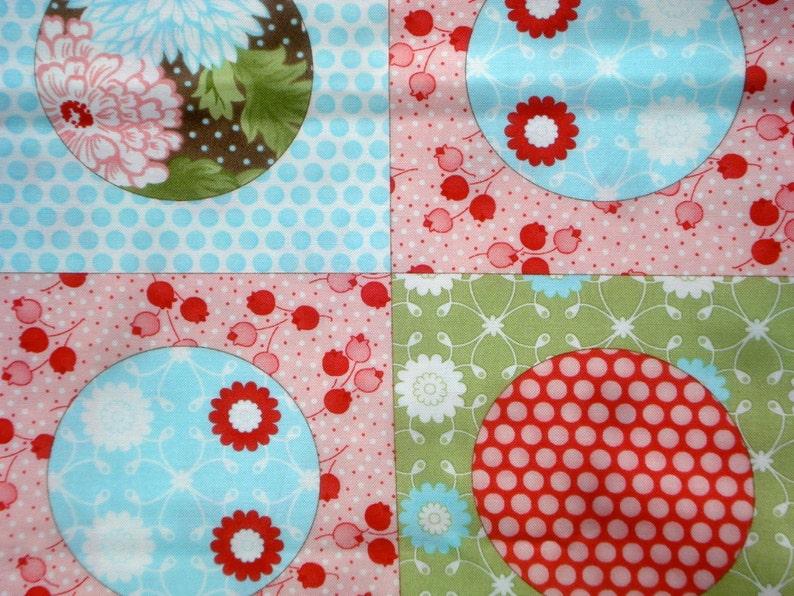 Bliss Fat Quarter or more Bonnie & Camille moda fabric image 0