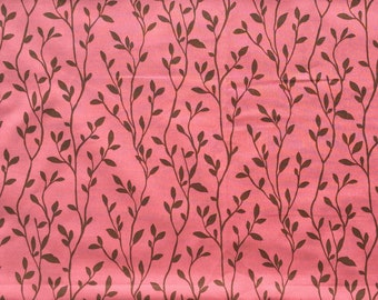 MoMo Wonderland Garden Party jam pink moda fabrics Fat Quarter or more