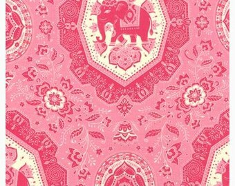 Trade Winds Jaipur tea rose Lily Ashbury moda fabric FQ or more