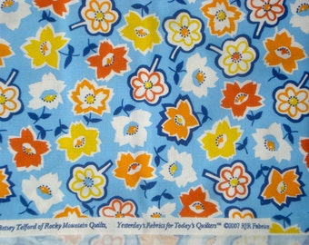 Price DROP : The Roaring '20s & Beyond Betsey Telford Rocky Mountain Quilts fabric FQ or more