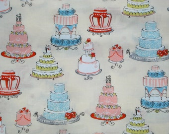 """Alexander Henry """"life is sweet"""" fabric 2004 FQ or more"""