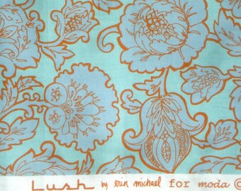 Clearance : Erin Michael Lush Fawn's Chair Sky moda fabrics FQ or more