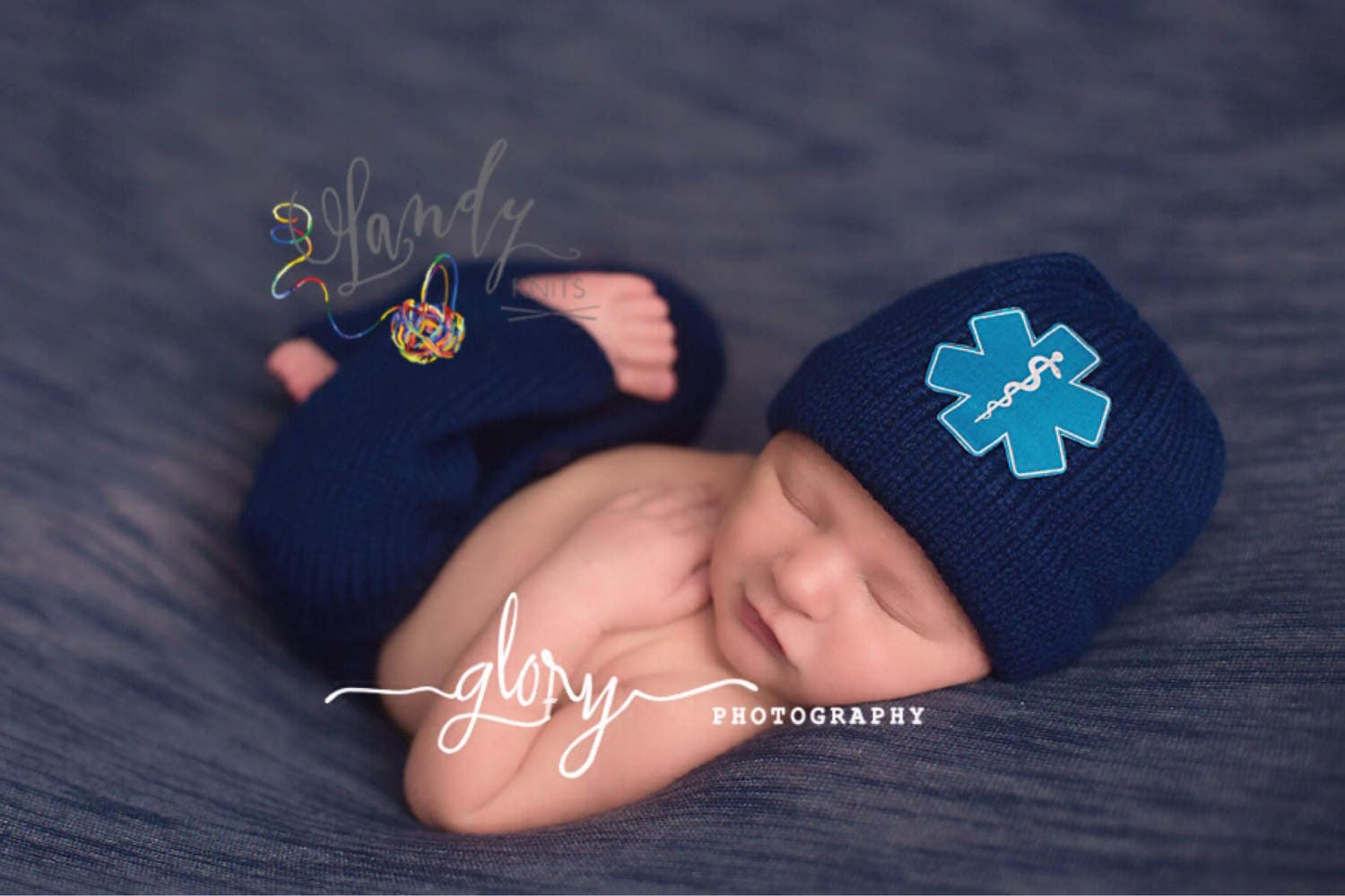 EMT star of life EMS baby baby boy baby girl photo prop  eb49ebe7f52