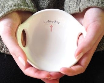 Godmother Gift - Gift for Godmother - Thank You Gift Godmother - Baptism Gift for Godmother - Thank You  - Mothers Day Gift
