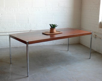 Richard Schultz Dining Table // Conference Table for Knoll International