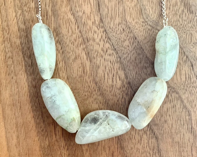 Beryl Multi Stone Necklace