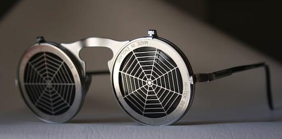 19f619ad778 round sunglasses steampunk sunglasses Halloween sunglasses
