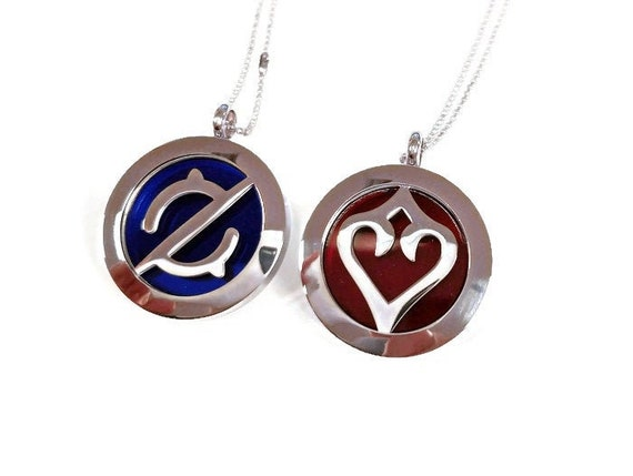 Pre-order! Dancer or Gunbreaker FFXIV Locket Necklace - Stainless Steel -  High Quality - Great for Any Final Fantasy XIV Fan!