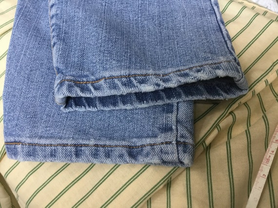 Levi Jeans 512 Classic Slim Stretch 512 Jeans fad… - image 6