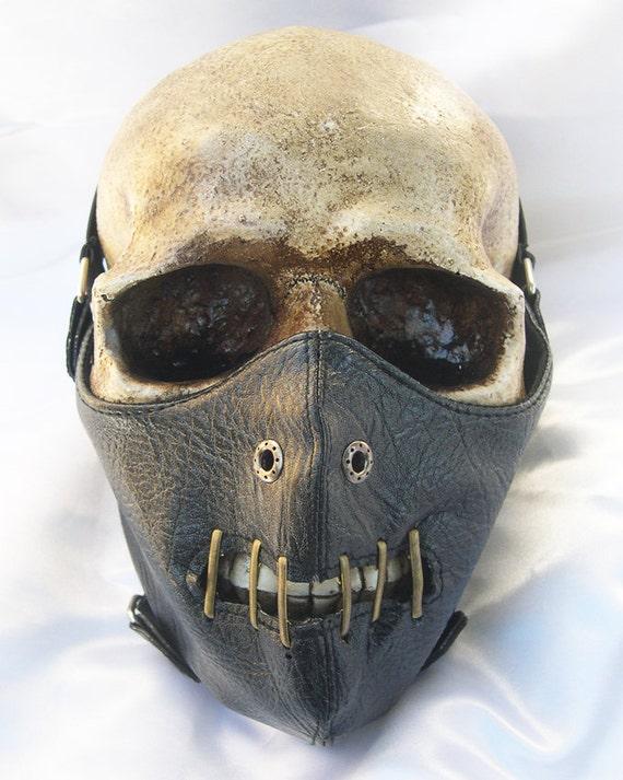 Hannibal Lecter Maske
