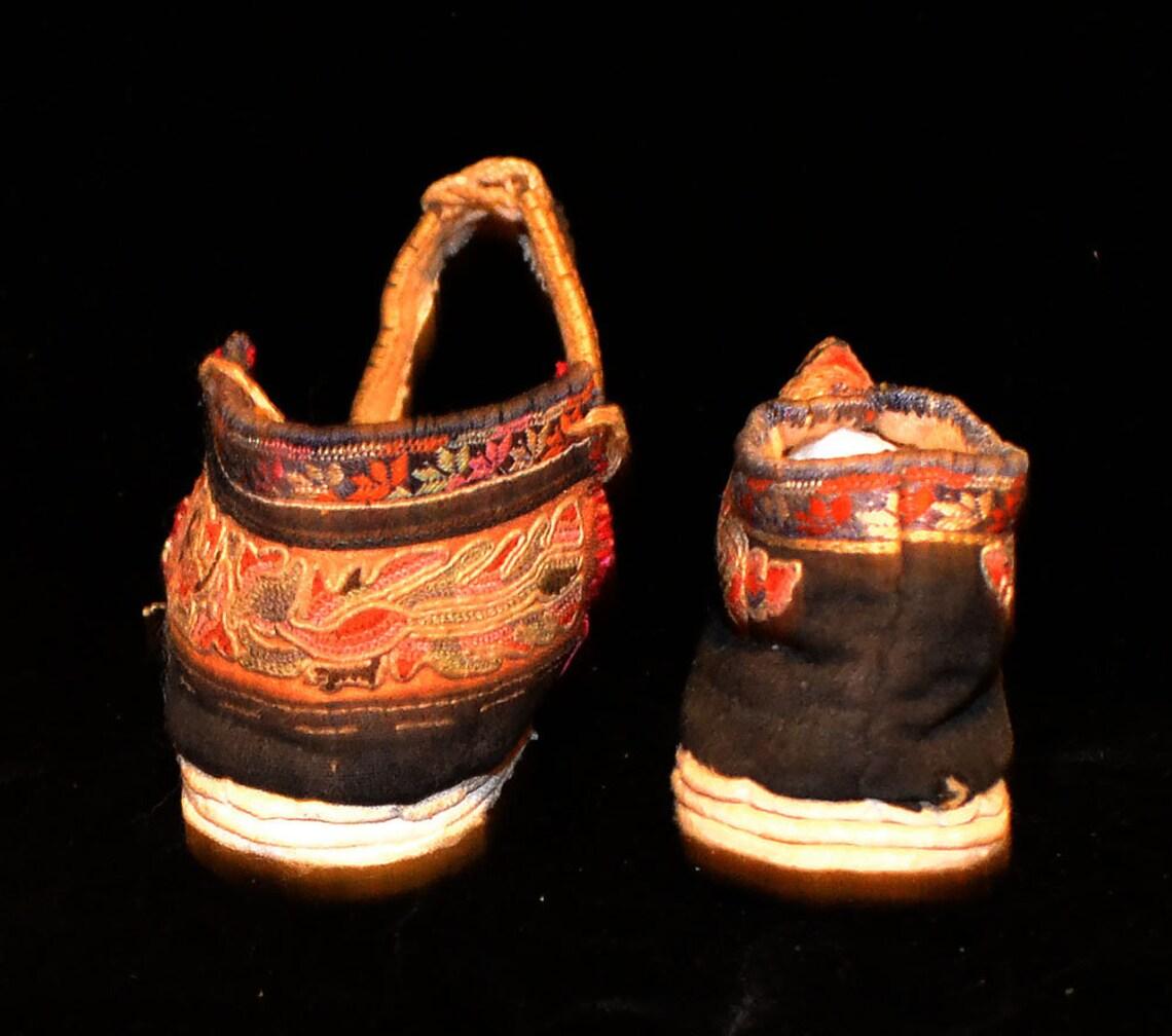 Zapatos de mujer muy pequeños para pies pequeños, China.