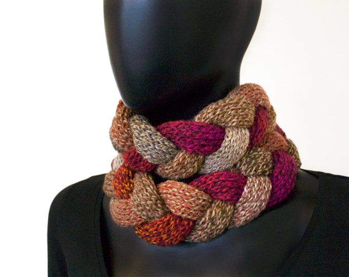 Circle Scarves & Cowls