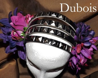 ATS Tribal Fusion Belly Dance Headpiece, Dubois