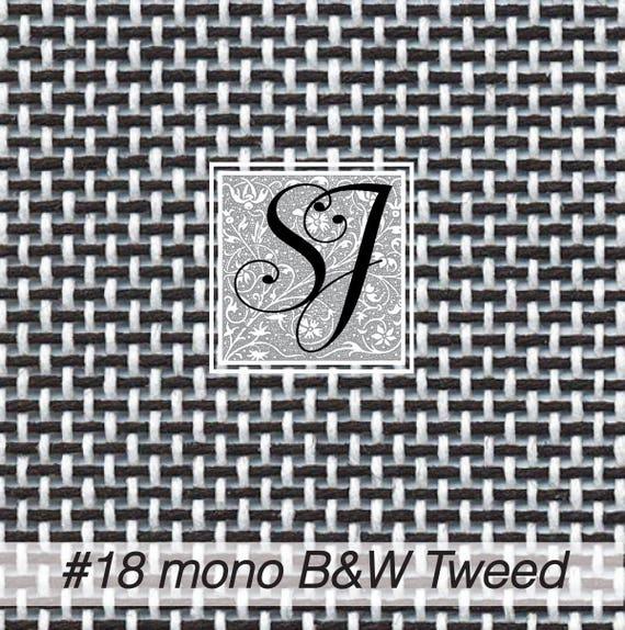 "18/""x 24/"" #12//24 count Needlepoint Canvas ZWEIGART White Double Mesh petitpoint"