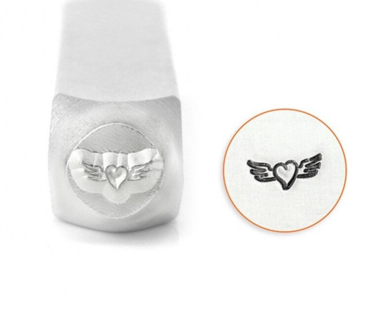 ImpressArt 6mm Butterfly Wings Stamp Pack