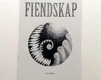 Fiendskap - silent comic