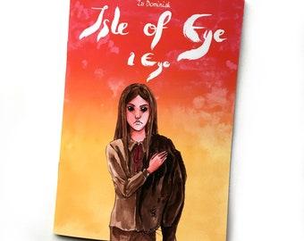 Isle of Eye part two, comic