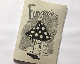 Fungarium Comic Zine