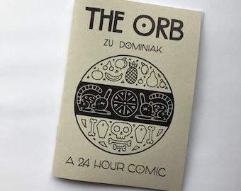 The Orb a 24h comics zine