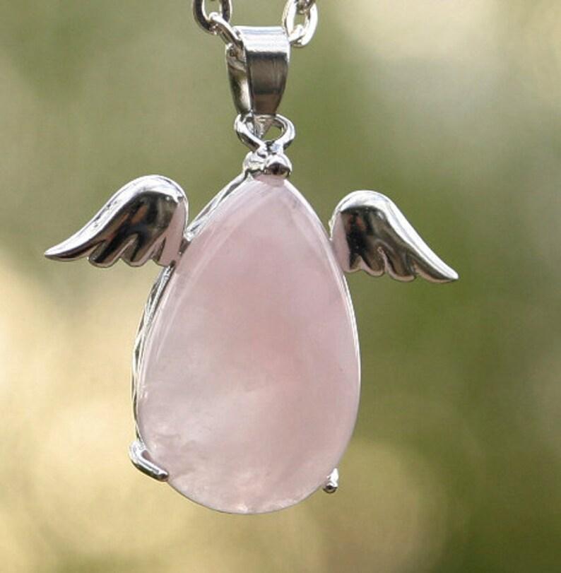 Ready to Ship Gift Pregnancy Loss Healing Gemstone Memorial image 0