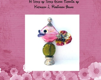 Kissable Fish Tutorial - Lampwork Fish Bead Tutorial- SRA