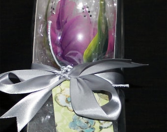 Gift Boxes for Hand Painted Glassware