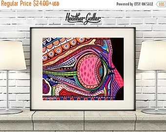 huge sale modern anatomy art print poster of painting by heather galler science medical optic ophthalmology optometrist hg6987