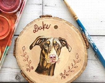 Dog Lover Gift - Dog Mom Gift - Dog Lover - Pet Lover Gift - Doberman Gifts - Dog Gift for Her - Dog Gift for Women - Christmas Dog Decor