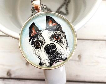 Pet Memorial Necklace- Pet Memorial Jewelry- Loss of Pet Gift- Pet Loss Necklace- In Memory of- Pet Loss Gifts - Dog Memorial - Cat Memorial