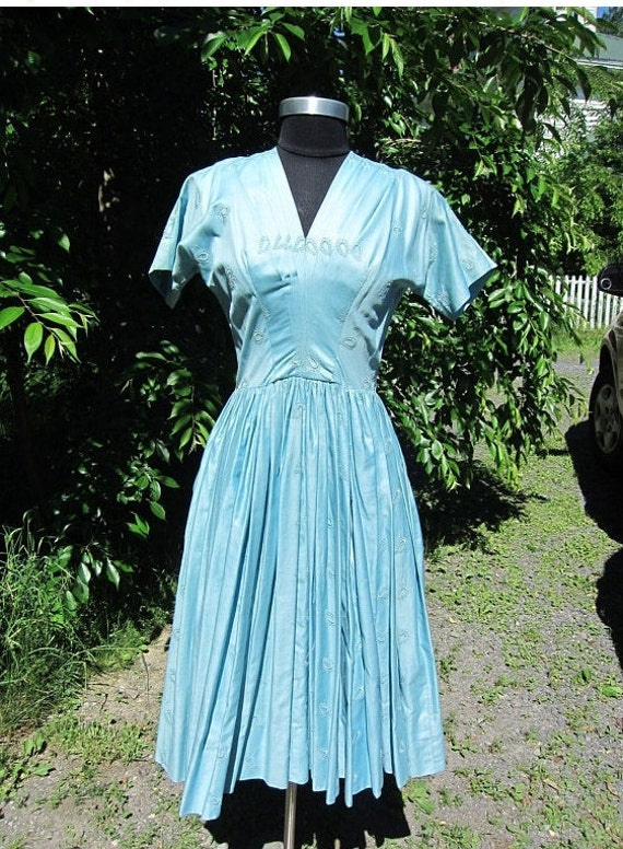 1950s 60s Dress Anne Fogarty