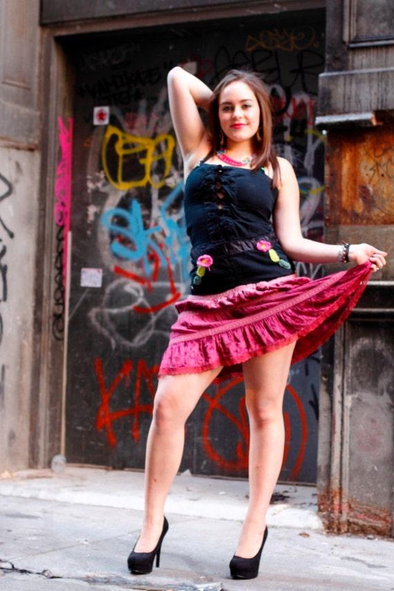 RESERVED for Carolyn Vintage Flamenco Dancer Dolls Folk