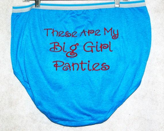 Big Girl Panties - Porn Pics-4216