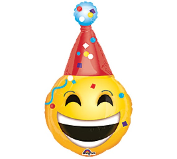 Emoji Balloon Party Decorations 39