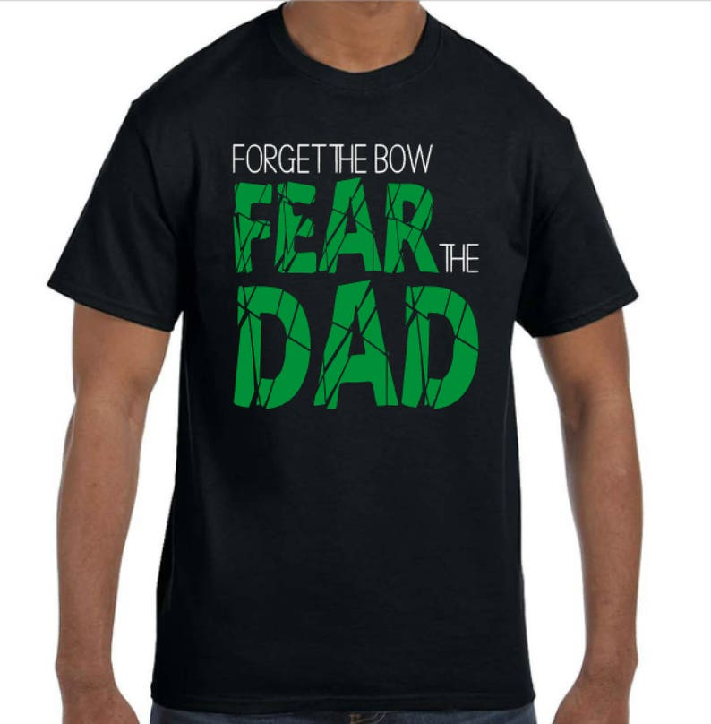 cd42688062 Cheer Dad Shirt Forget The Bow Fear The Dad Cheer Bow   Etsy