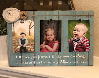 Mimi Picture Frame Etsy