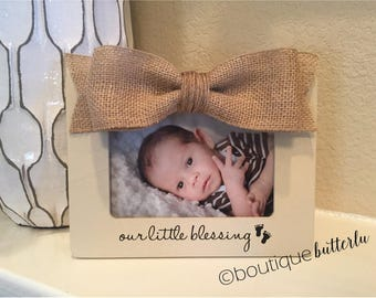 Newborn Gift New Baby Gift Ultrasound Picture Frame Personalized Baby Gift Love At First Sight Frame Sonogram Picture Frame First Picture