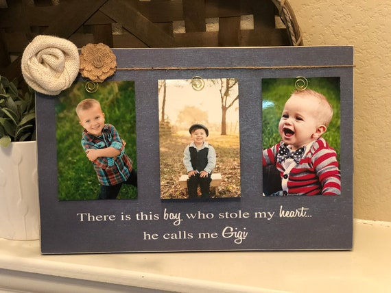 Grandma Gigi Gift | Mother's Day Gift For Gigi Grandma | There Are These Kids Who Stole My Heart...