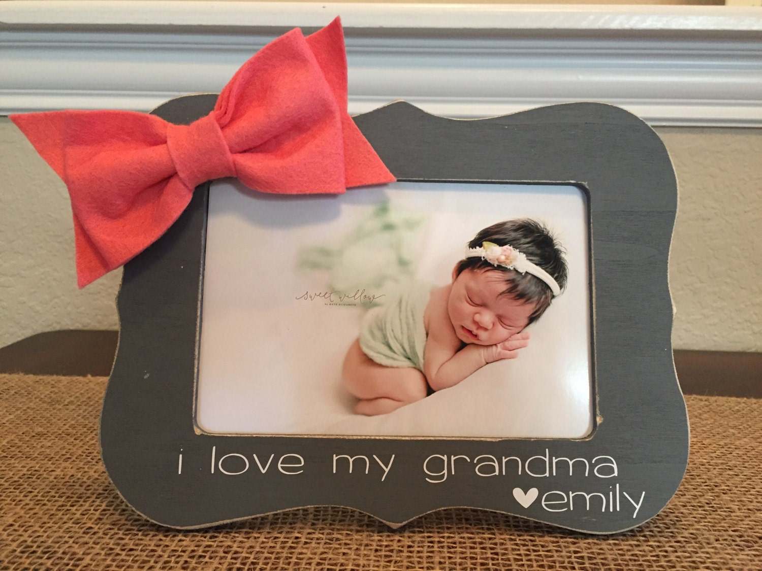 I Love Mimi Picture Frame Picture Frame Ideas