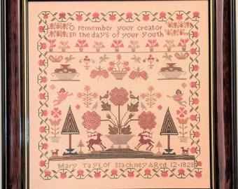 Mary Taylor 1828