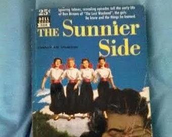 Vintage The Sunnier Side Paperback