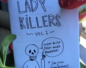 ladykillers 2 zine