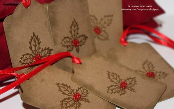 image 0 - Christmas Tags Handmade