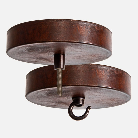 Bronze Ceiling Light Canopy Shelly Lighting