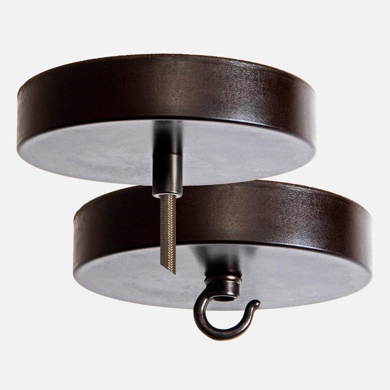 Charmant Chandelier Canopy Kit, Pendant Light Ceiling Canopy Kit, Chandelier Mount,  Ceiling Light Canopy, Chandelier Lighting Hardware With Hook