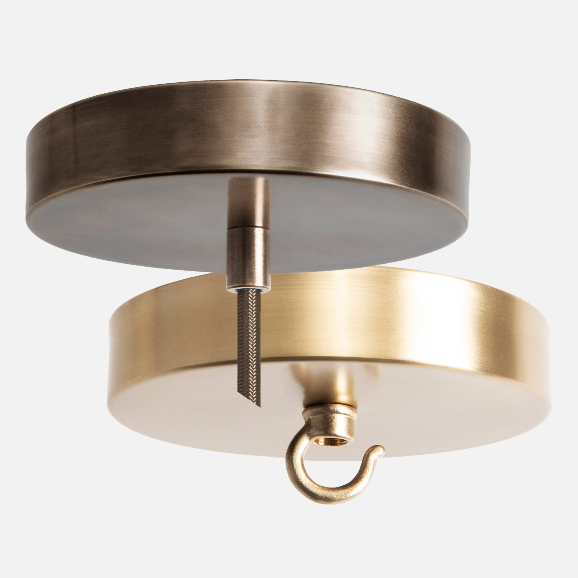 Ceiling Canopy Kit Vintage Brass Chandelier Canopy