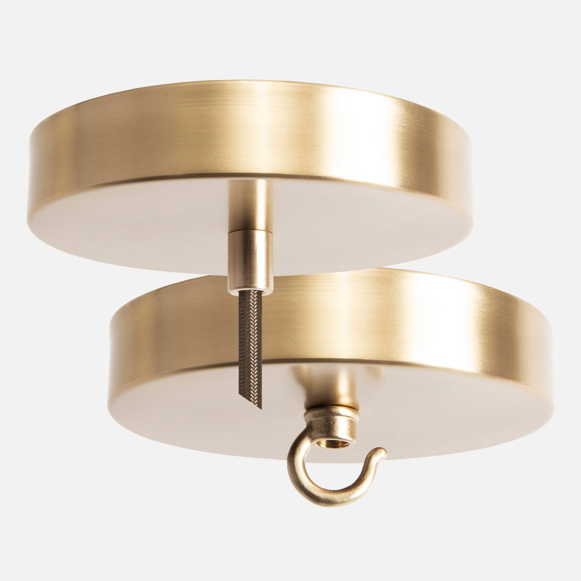 Ceiling Lamp Canopy: Ceiling Canopy Kit Brass Pendant Light Canopy Kit Pendant