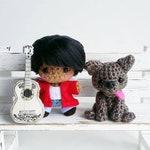 Coco Amigurumi / Pixar / Disney / Crochet / Handmade